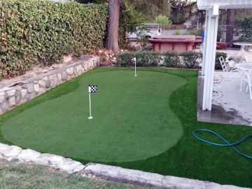 Artificial Grass Photos: Artificial Grass Installation In Rocklin, California