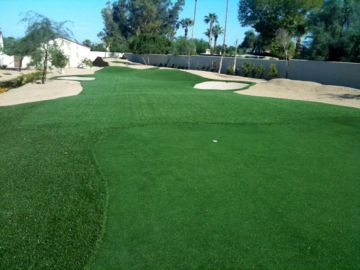 Artificial Grass Photos: Artificial Grass Installation in Rio Vista, California
