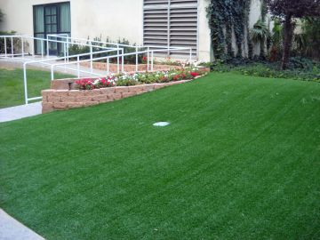Artificial Grass Photos: Artificial Grass Installation in West Palm Beach, Florida