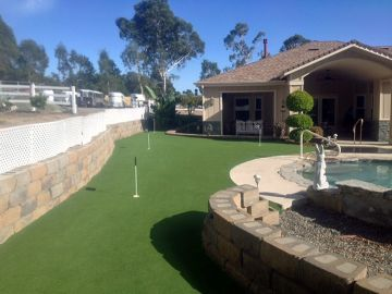 Artificial Grass Photos: Artificial Grass Installation in Yountville, California