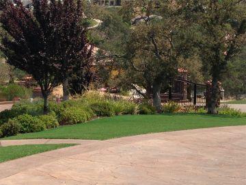 Artificial Grass - Synthetic Grass Installation In Glendale, California
