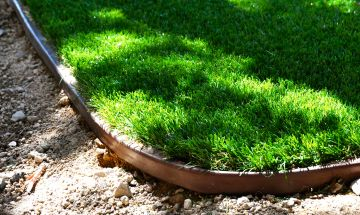Create Smooth Edges Of Artificial Grass. Save Time And Money!