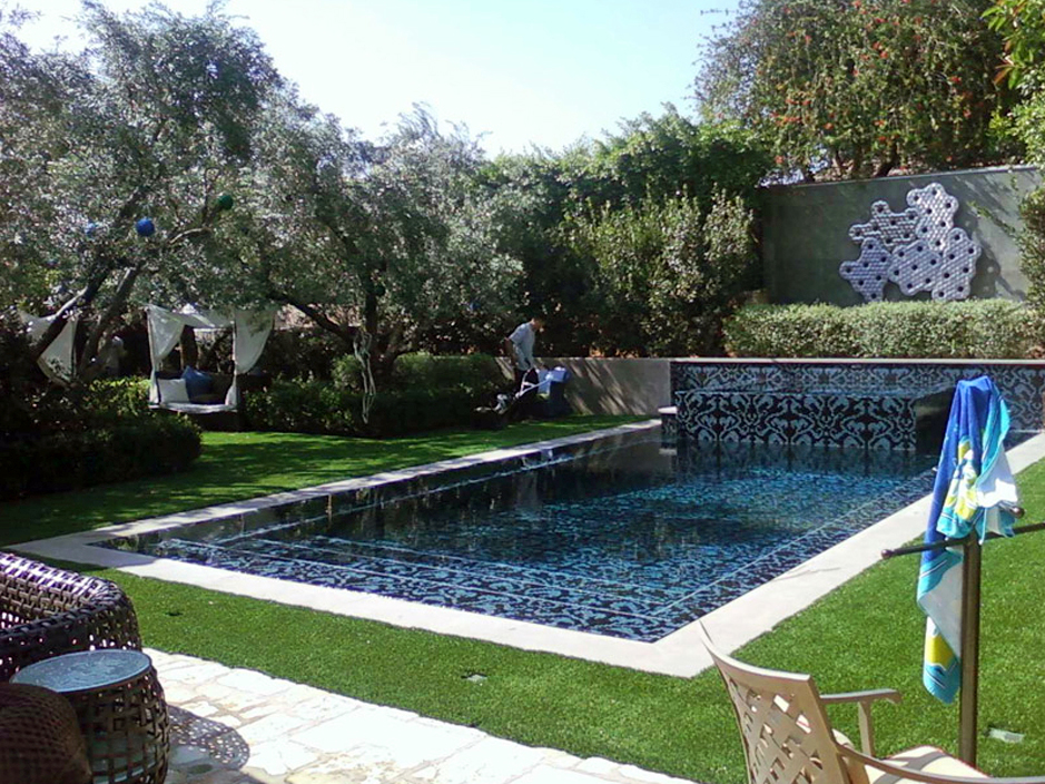 Best synthetic grass artificial turf chino california for Az pond and pool