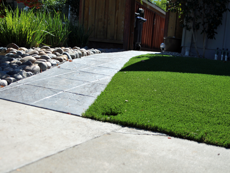 Artificial grass installation in dana point california How to landscape