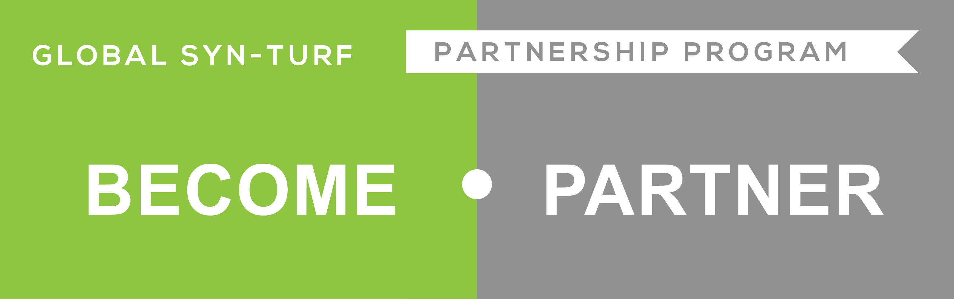 Become Partner - Global Syn-Turf