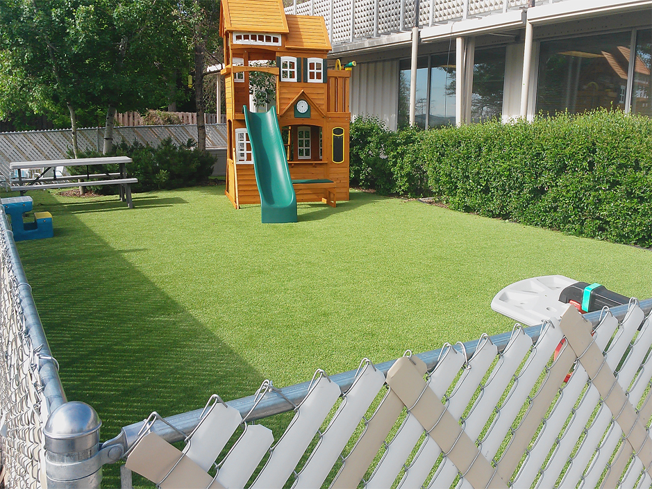 artificial grass synthetic grass installation in jacksonville