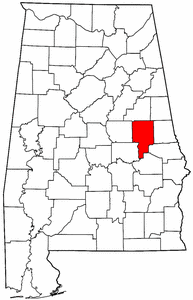 Artificial grass, synthetic turf in Tallapoosa County, Alabama