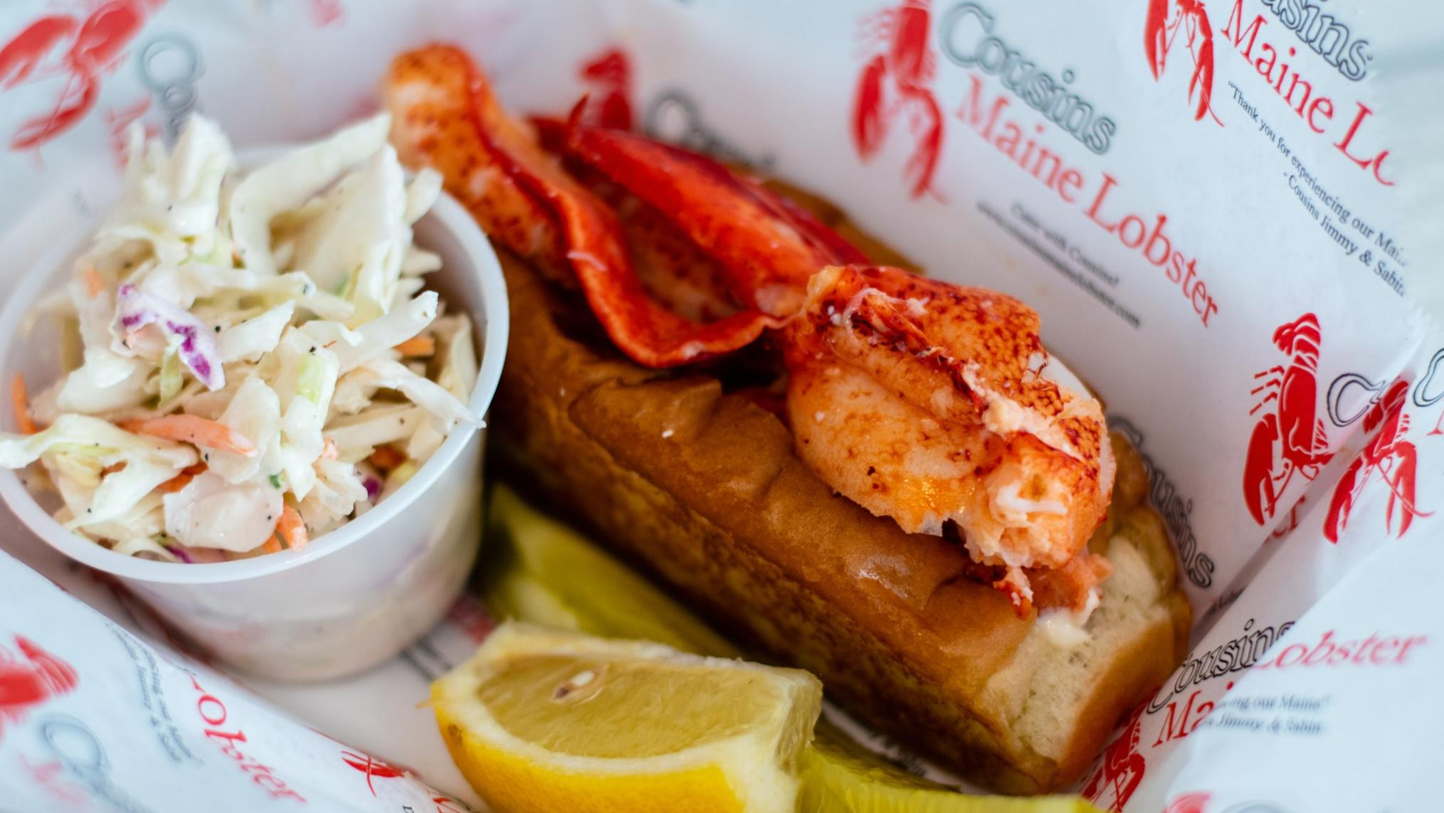 Review: Cousins Maine Lobster underwhelms at Lenox Square