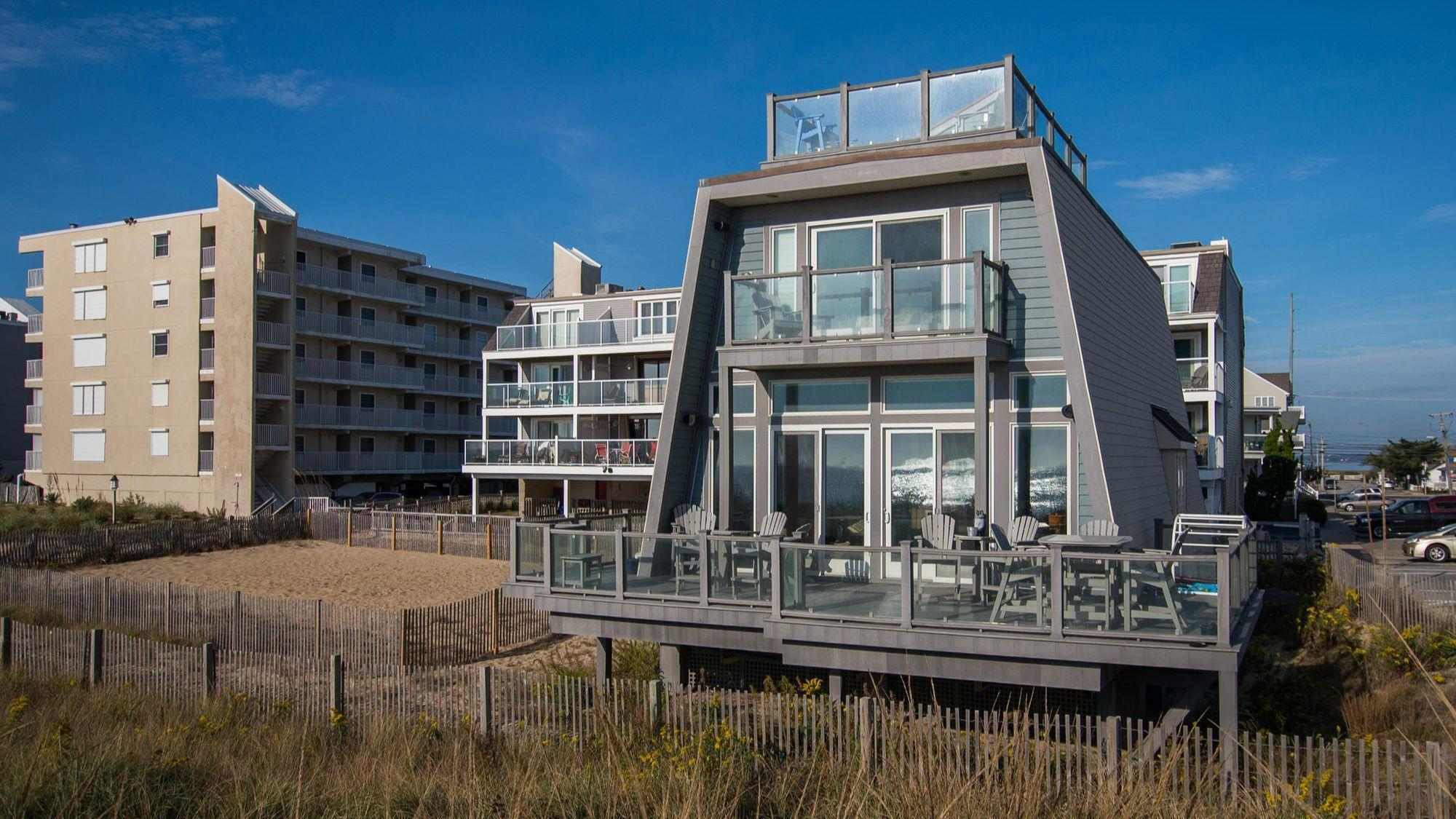 High-end rental homes in Ocean City, Rehoboth Beach offer luxury on vacation