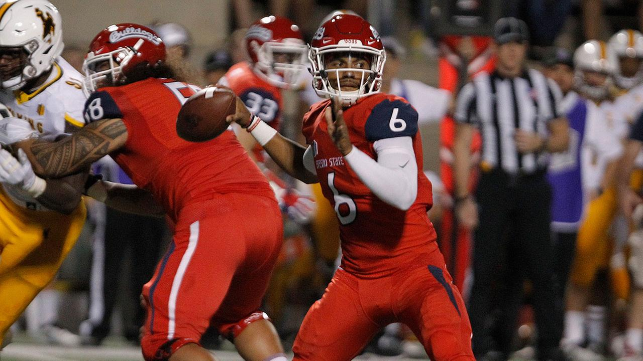 Fresno State takes care of Wyoming at home