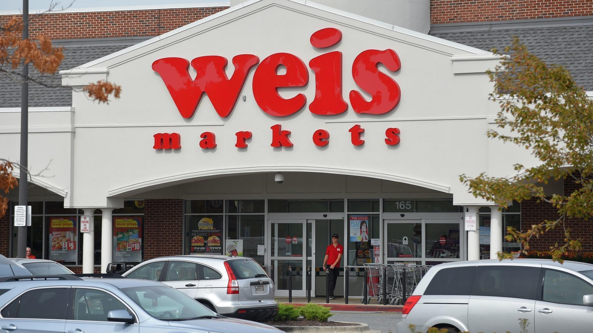 Weis Markets will start grocery delivery in Baltimore