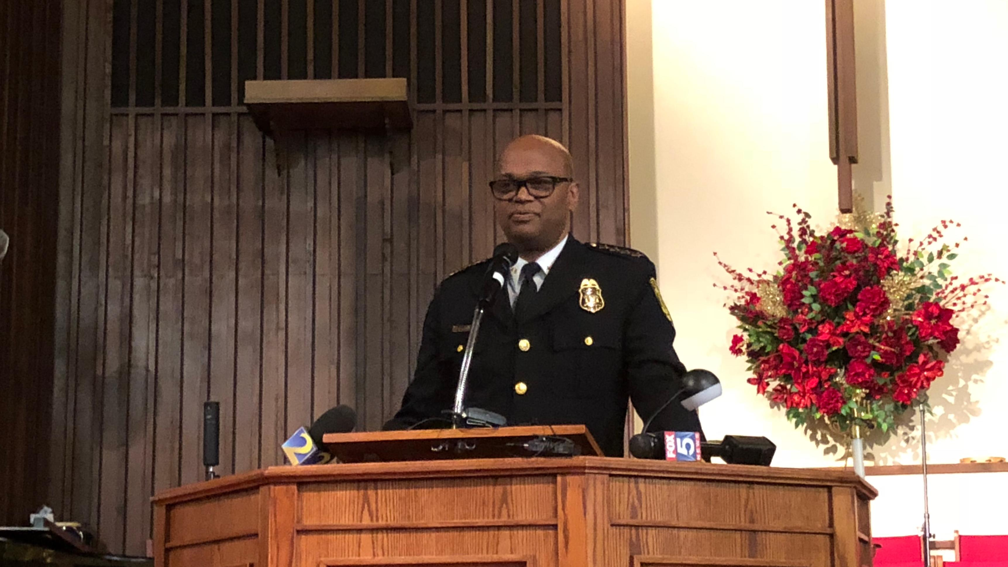 South Fulton police chief drives away from questions about fatal chase
