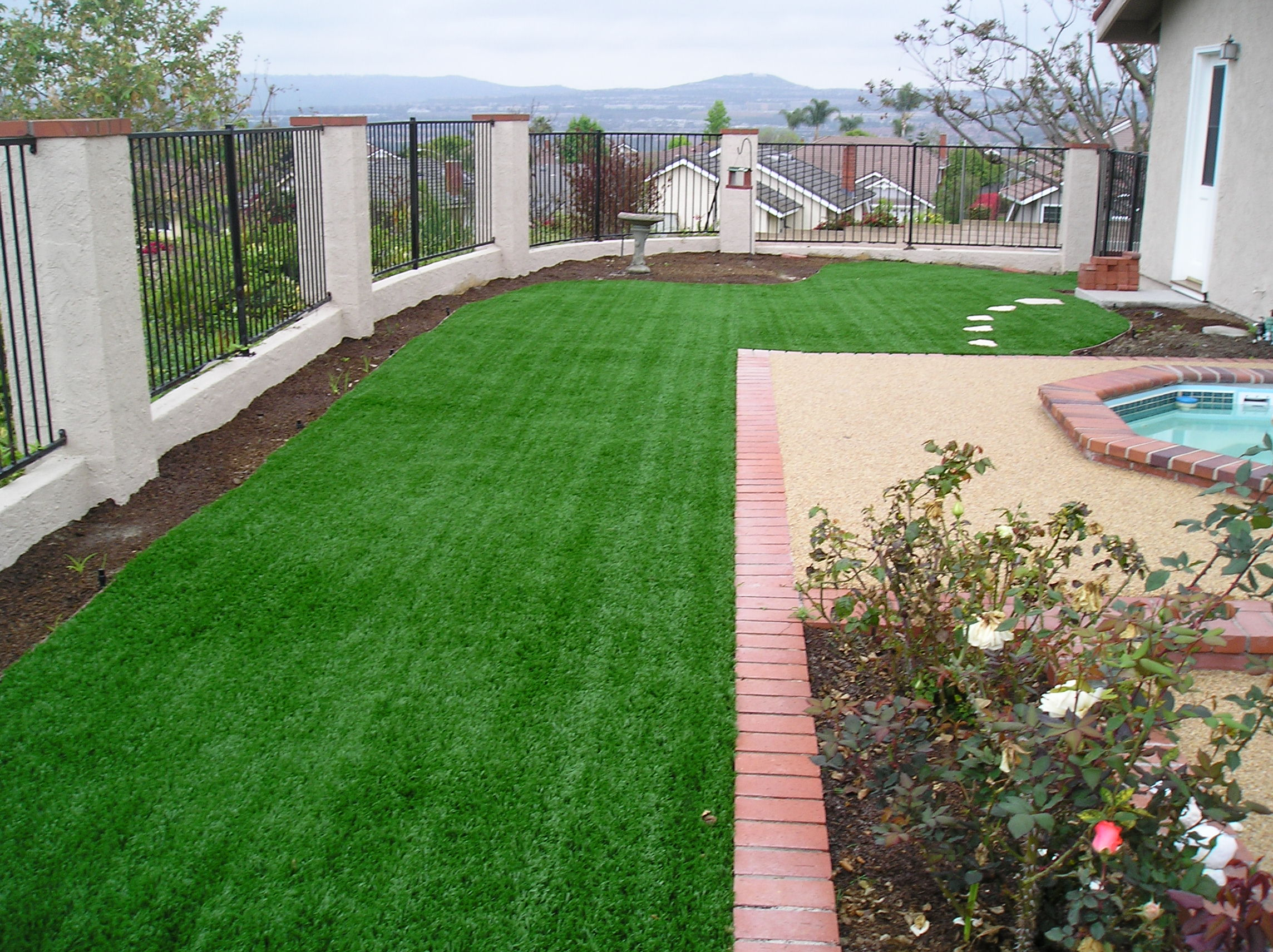 Emerald-92 Stemgrass artificial turf,synthetic turf,artificial turf installation,how to install artificial turf,used artificial turf