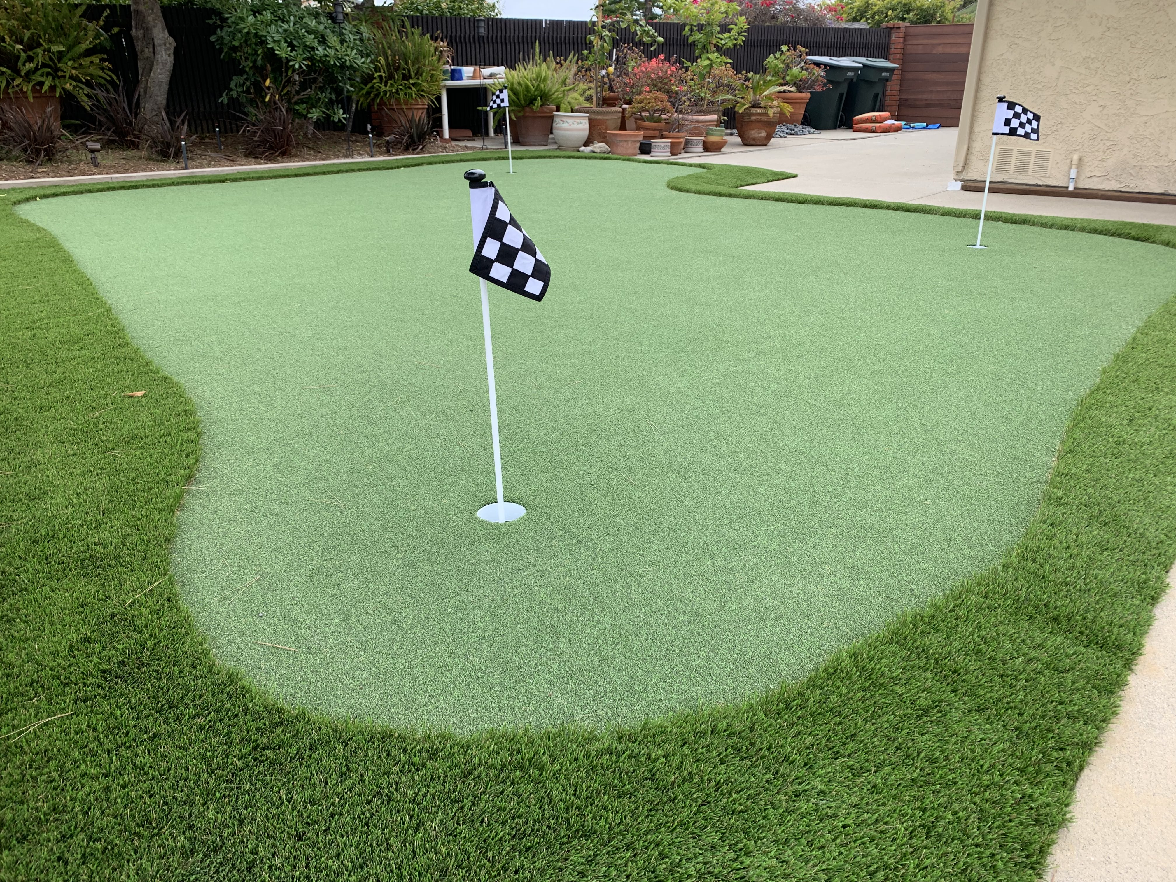 Putt-60 Bicolor best artificial grass,best fake grass,best synthetic grass,best turf,best artificial grass for home,fake green grass,green grass carpet,artificial lawn,synthetic lawn,fake lawn,turf lawn,fake grass lawn