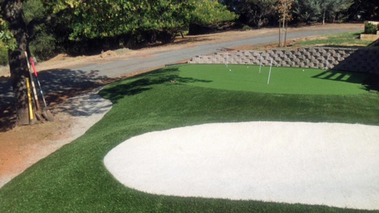 Synthetic Grass, Fake Grass in Sacramento, California
