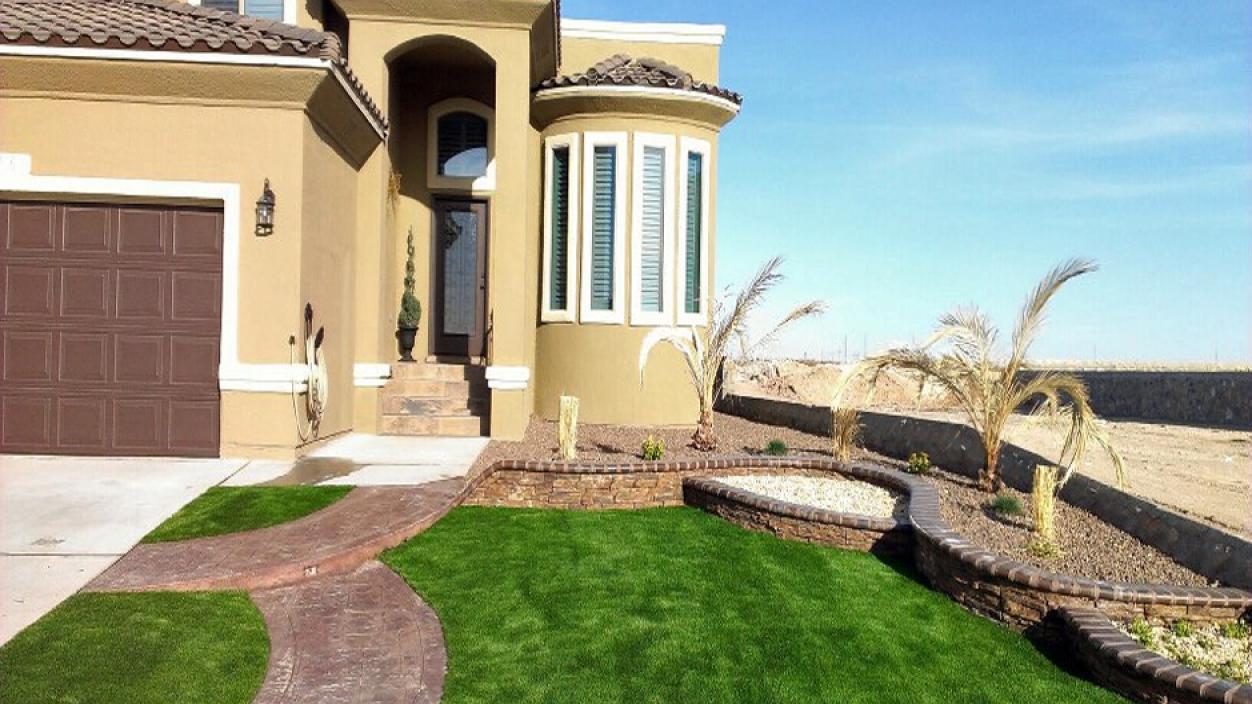 Artificial Grass,Fake Grass In El Paso, Texas
