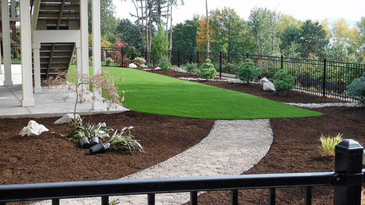Artificial Grass Installation In Portland, Oregon