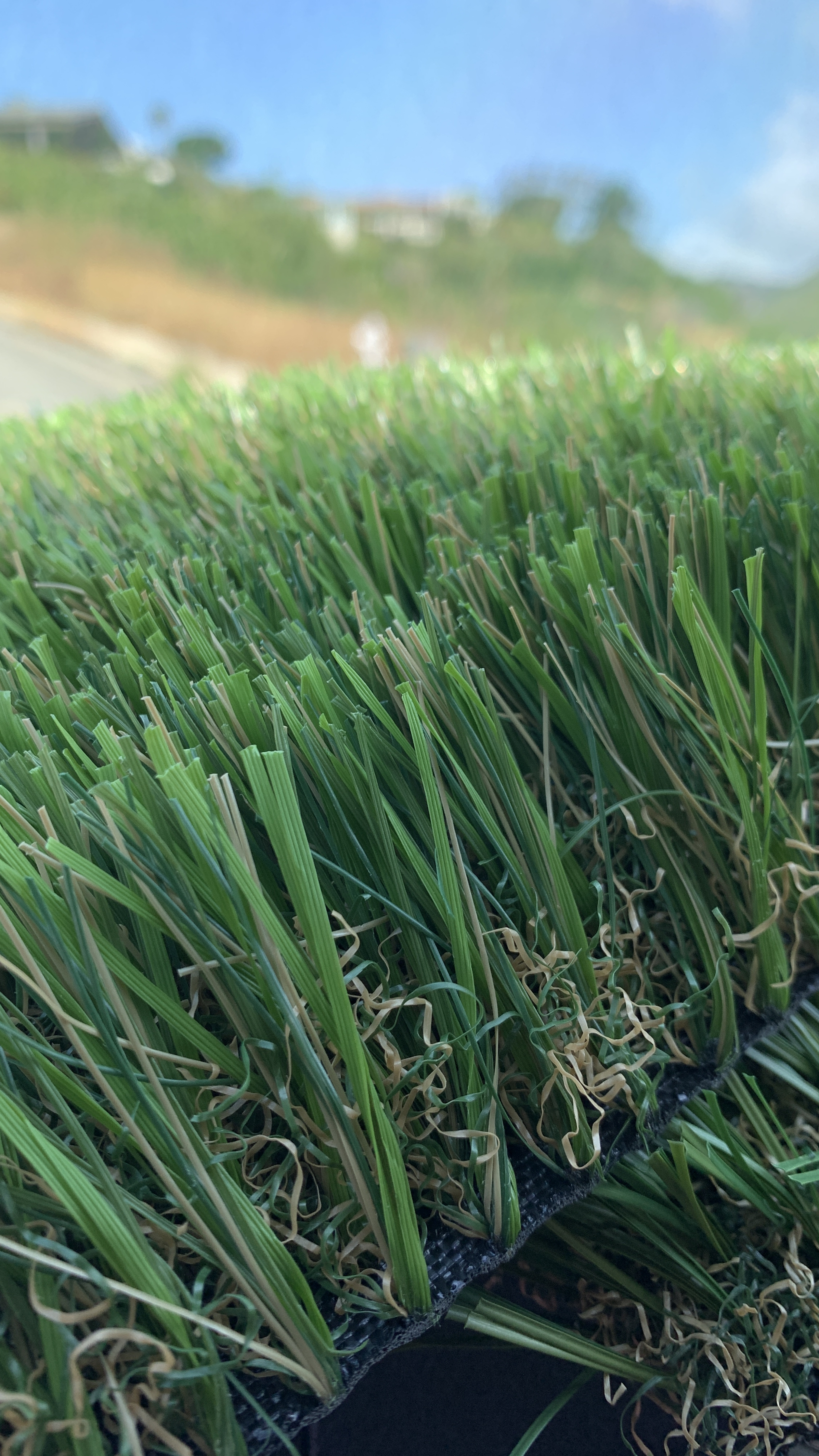 Olive-92 Stemgrass artificial turf,synthetic turf,artificial turf installation,how to install artificial turf,used artificial turf