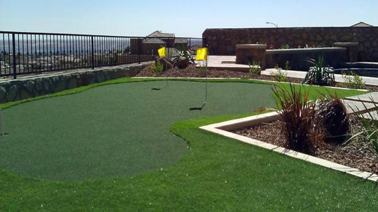 Artificial Grass, Fake Grass in El Paso, Texas