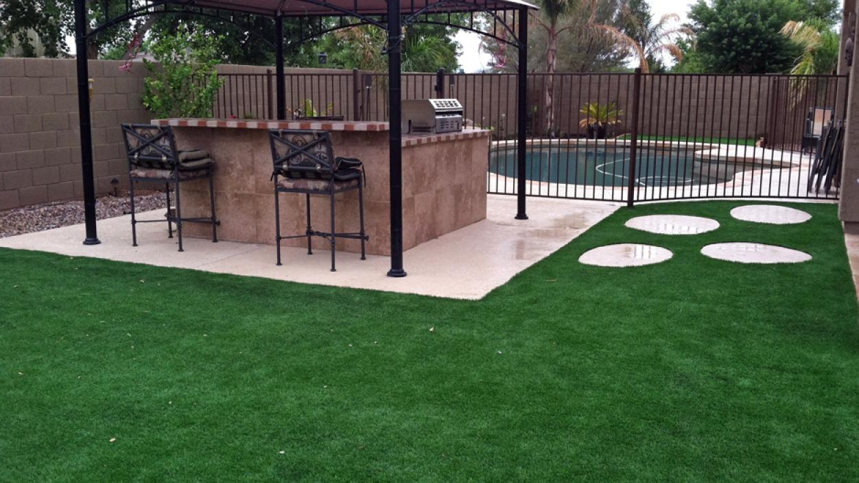 Artificial Turf Installation in Phoenix, Arizona
