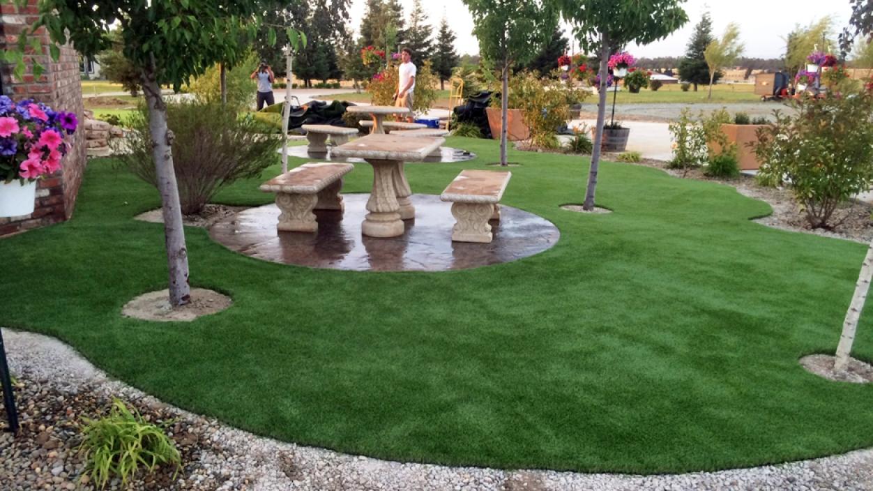 Artificial Grass Installation in Sacramento, California