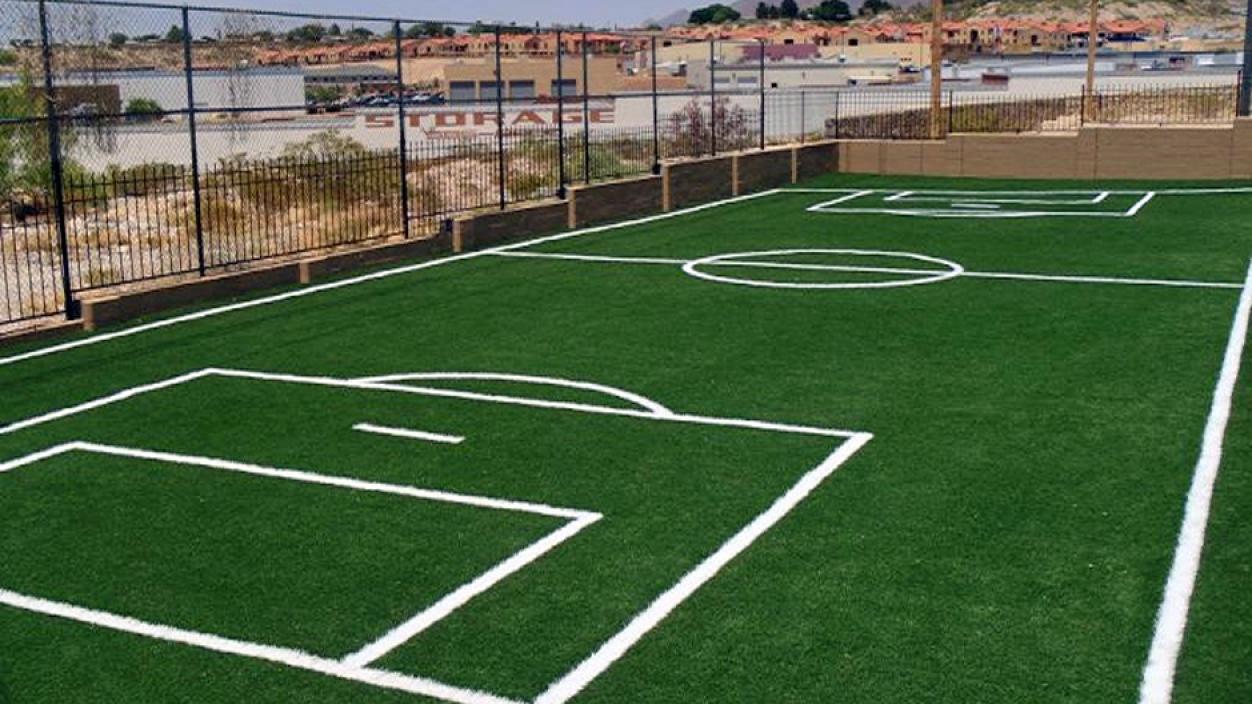 Artificial Grass Installation In El Paso, Texas