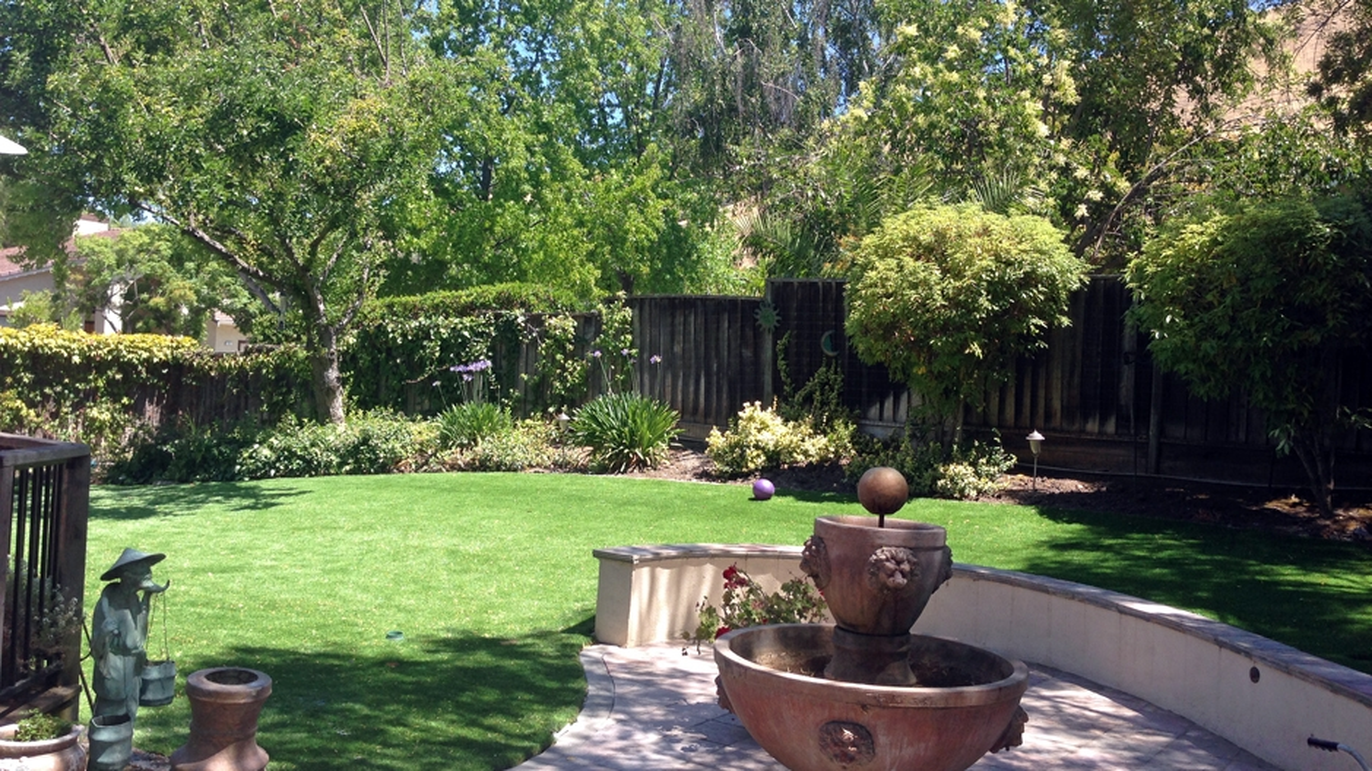 Artificial Grass Installation in Fremont, California