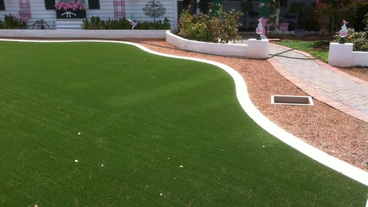 Artificial Grass Installation in Tucson, Arizona