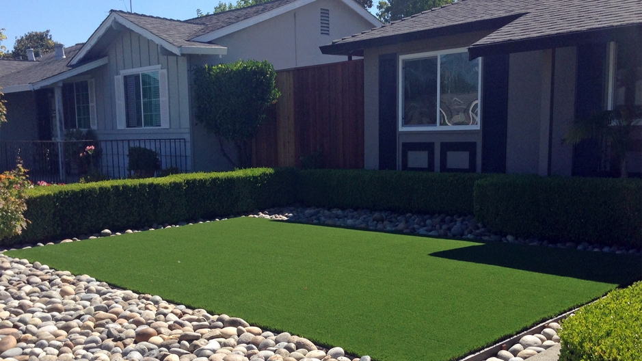 Artificial Grass Installation, Fake Grass Anaheim, California