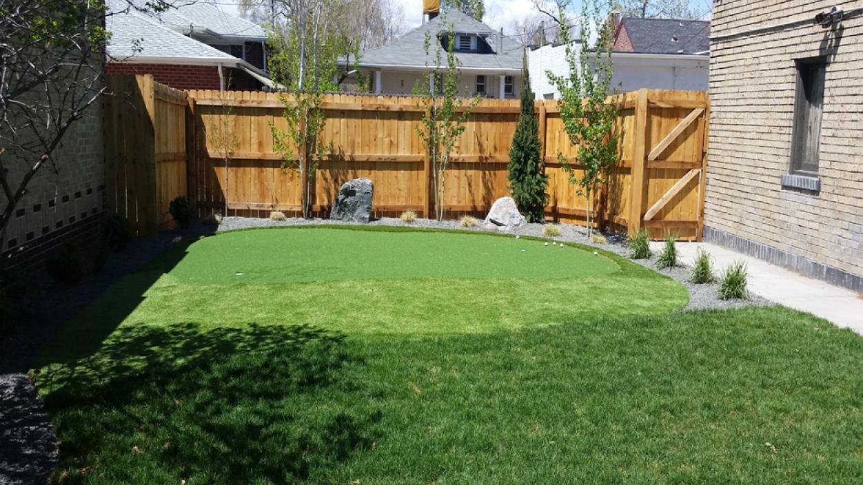 Artificial Grass Installation in Orange, California