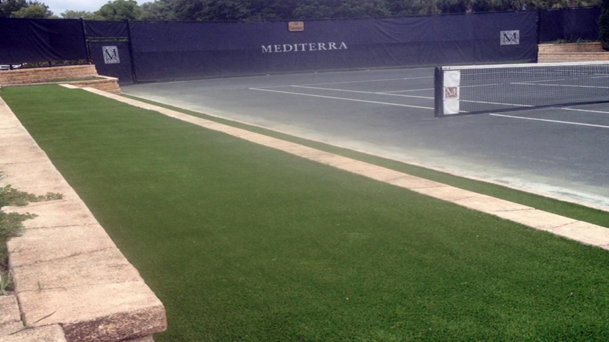 Artificial Grass Installation in Miami, Florida