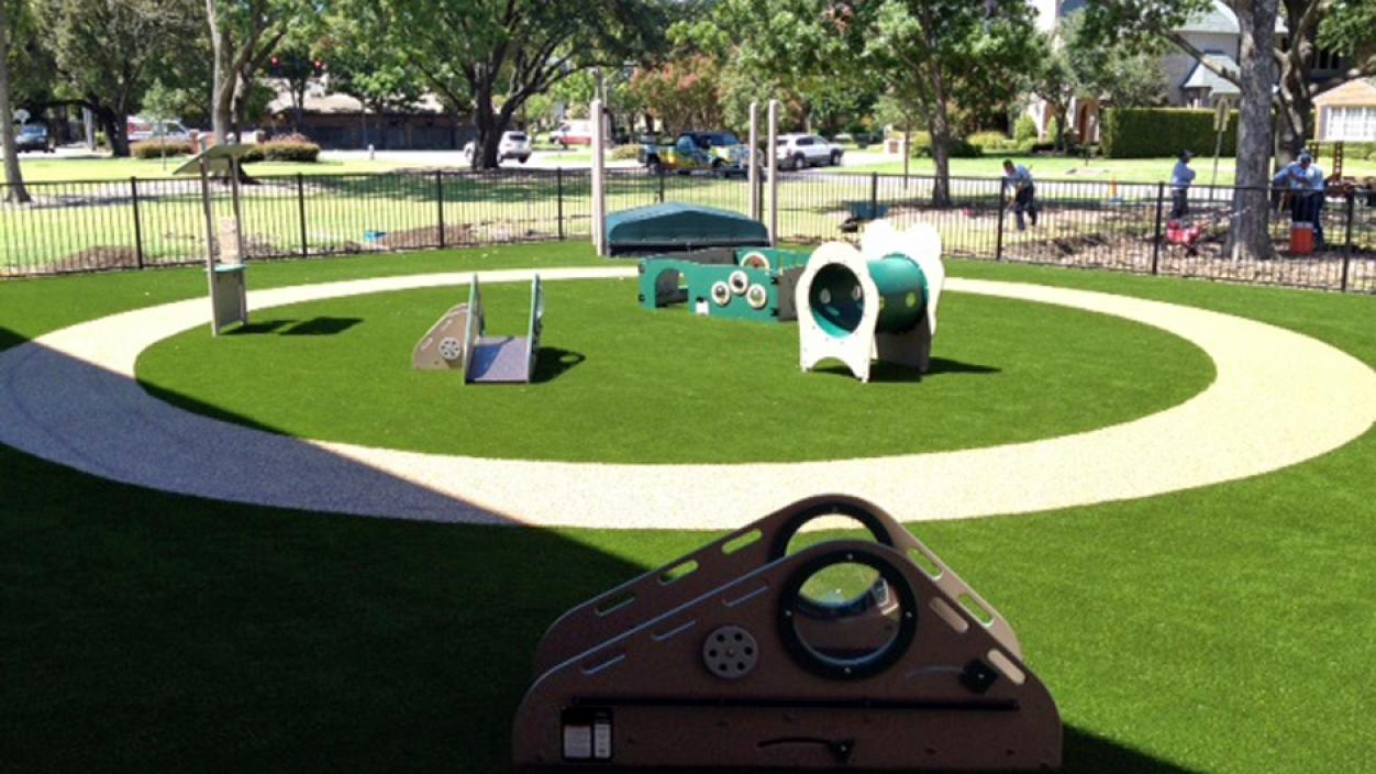 Artificial Grass Installation in Houston, Texas
