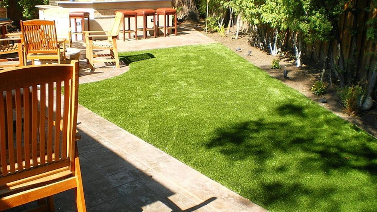 Artificial Grass Installation In Livermore, California
