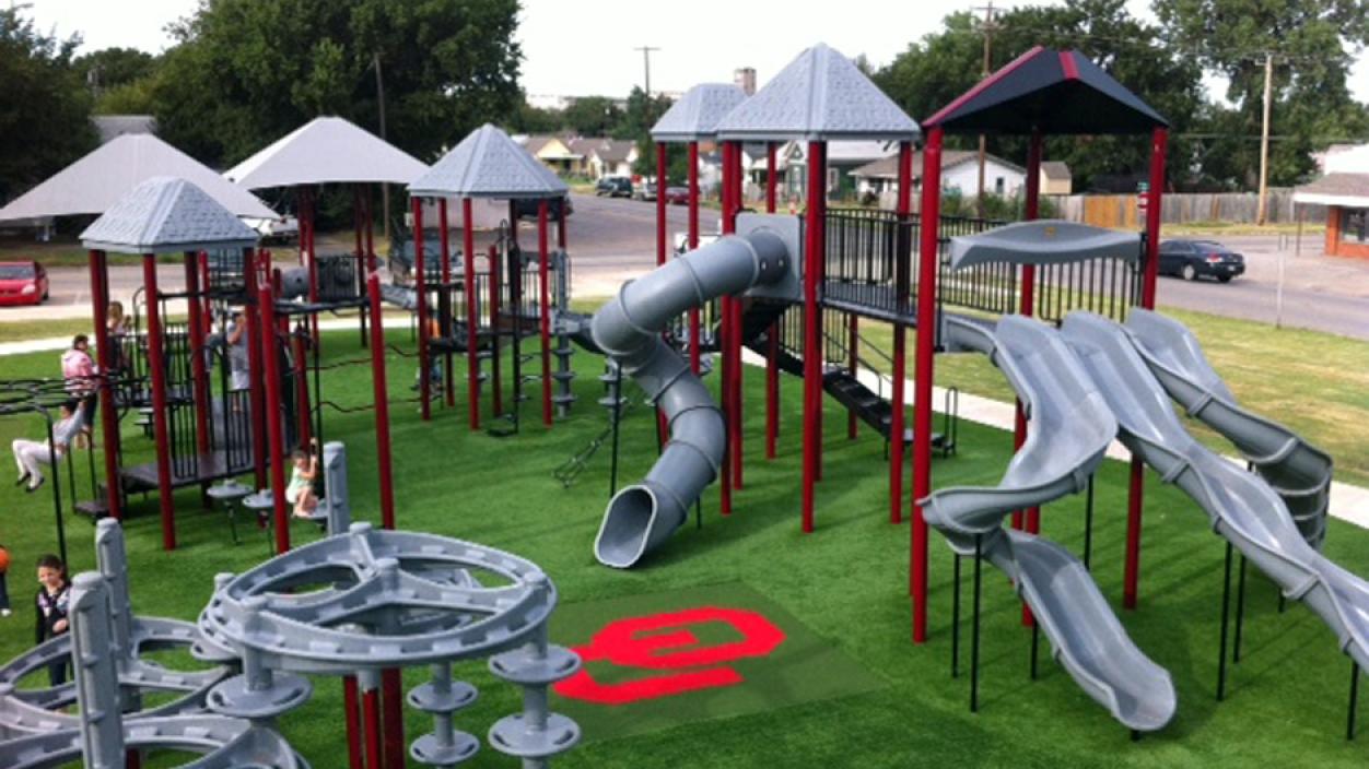 Artificial Grass Installation in Oklahoma City, Oklahoma