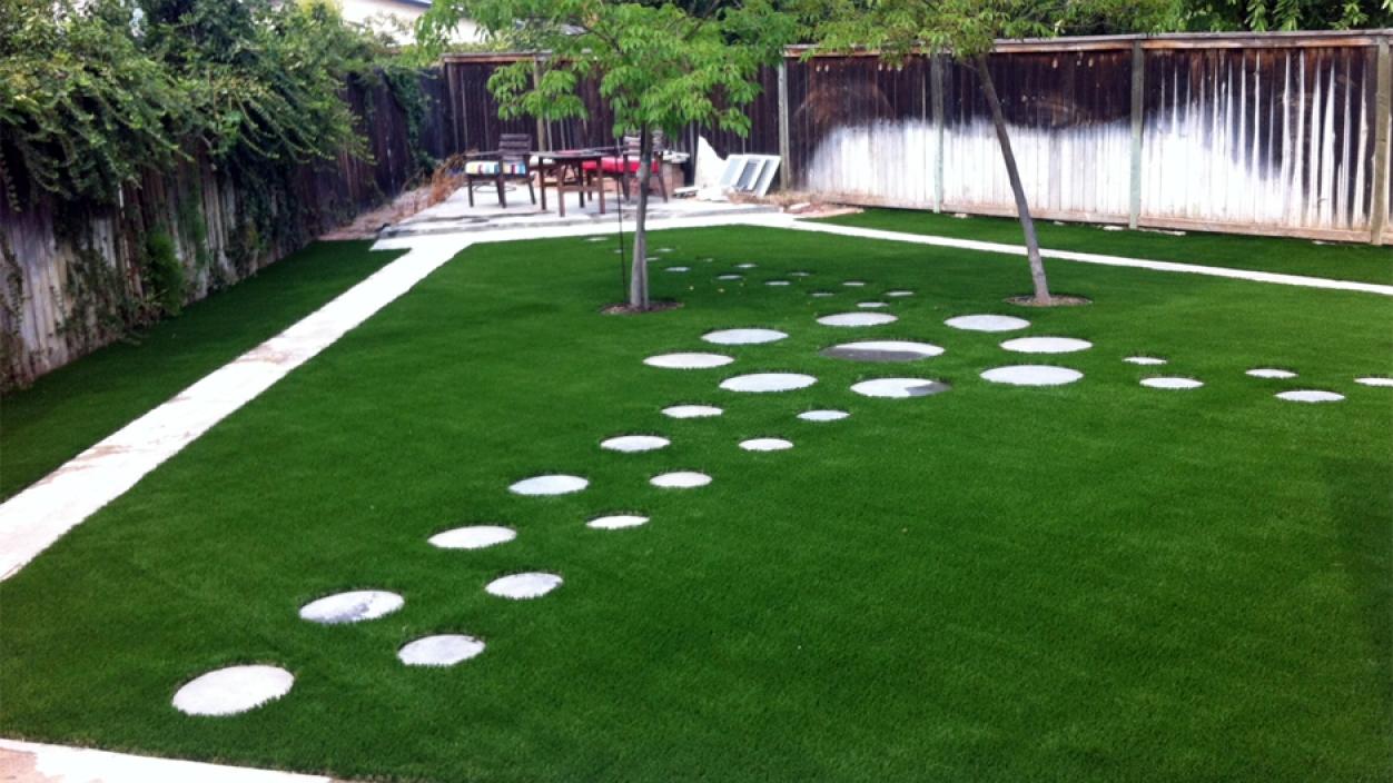 Artificial Grass Installation in Anaheim, California