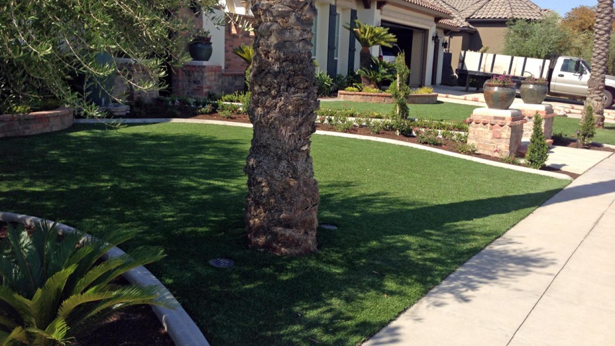 Artificial Grass installation in San Mateo, California