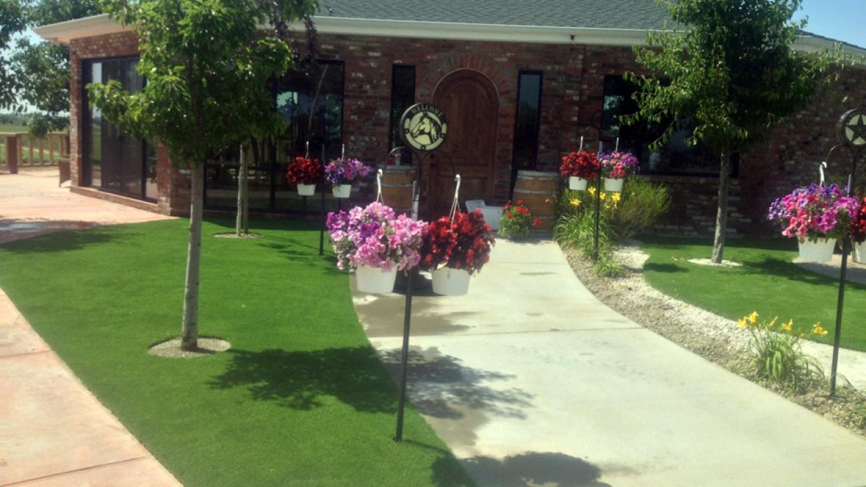 Artificial Grass In Installation in Sacramento, California