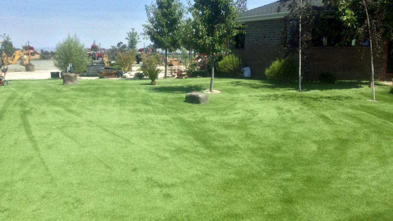Artificial Grass Installation in Stockton, California