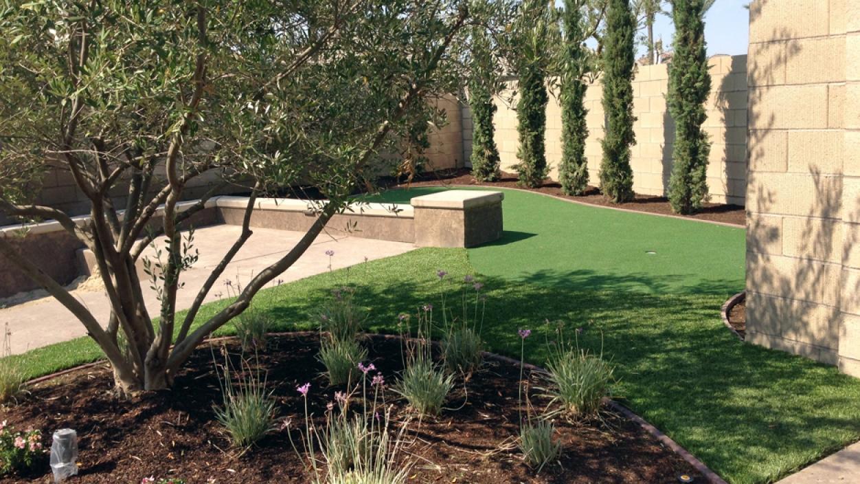 Artificial Grass Installation in Riverside, California