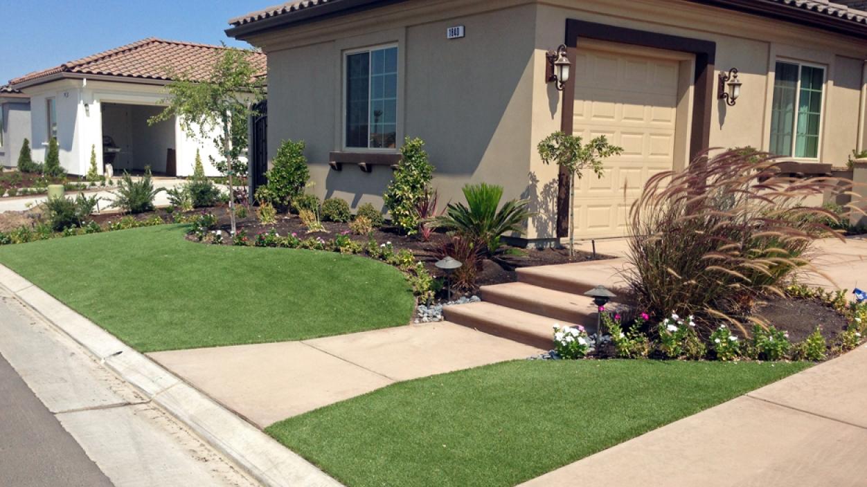 Artificial Grass Installation in Orange County, CA
