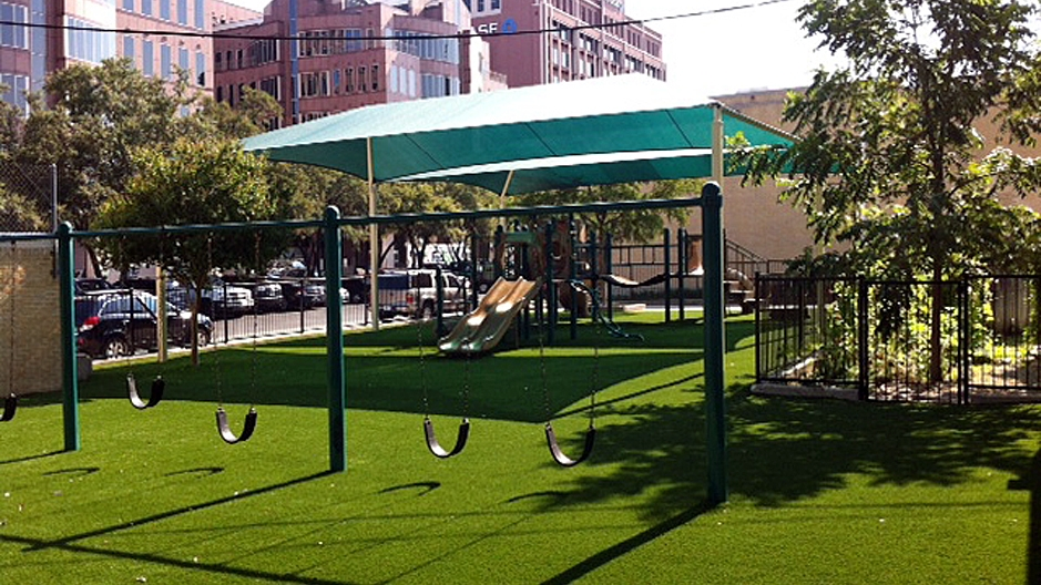 Artificial Grass Installation in Dallas, Texas