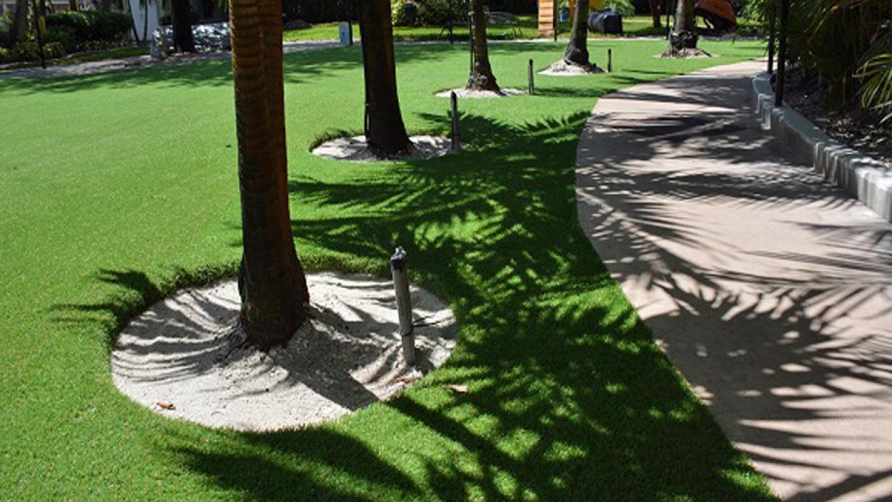 Artificial Grass Installation in Jacksonville, Florida