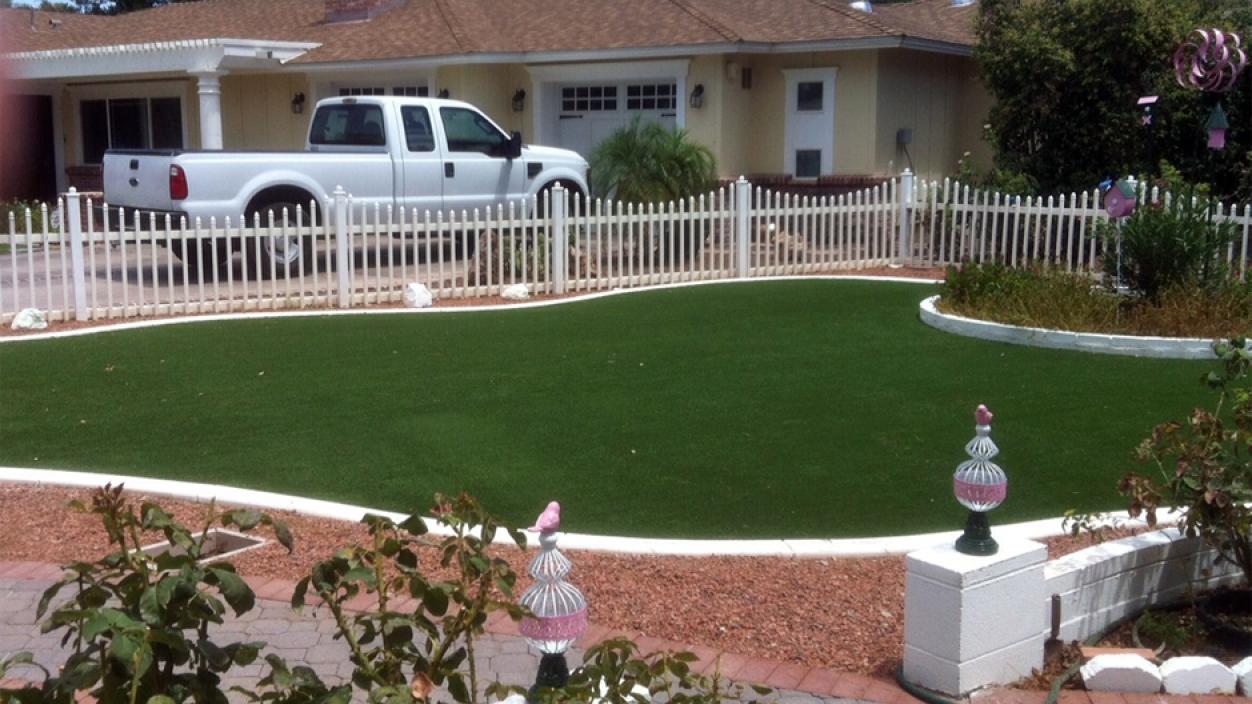 Artificial Grass installation in Mesa, Arizona