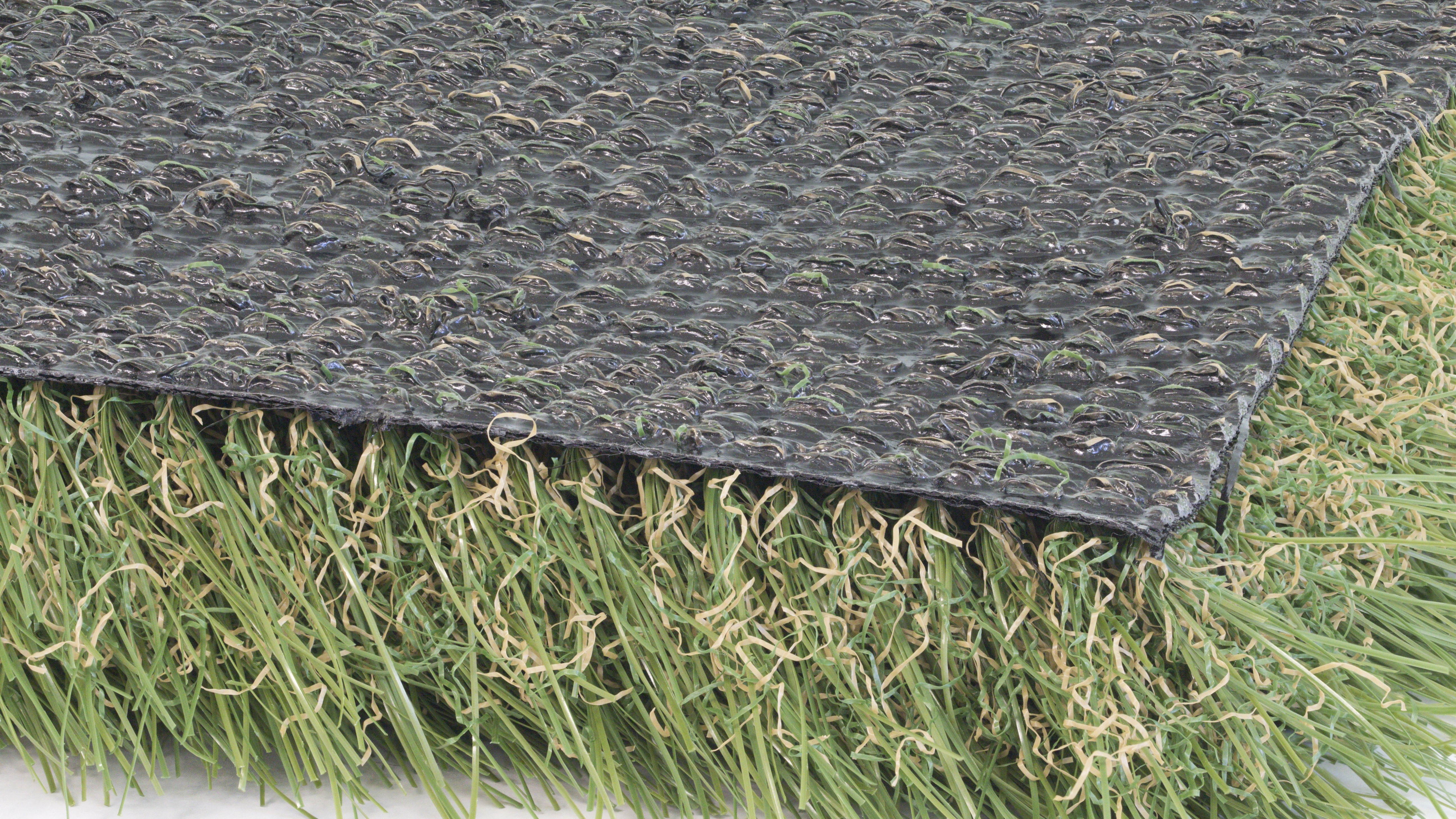 Artificial Grass Backing Stitches Count