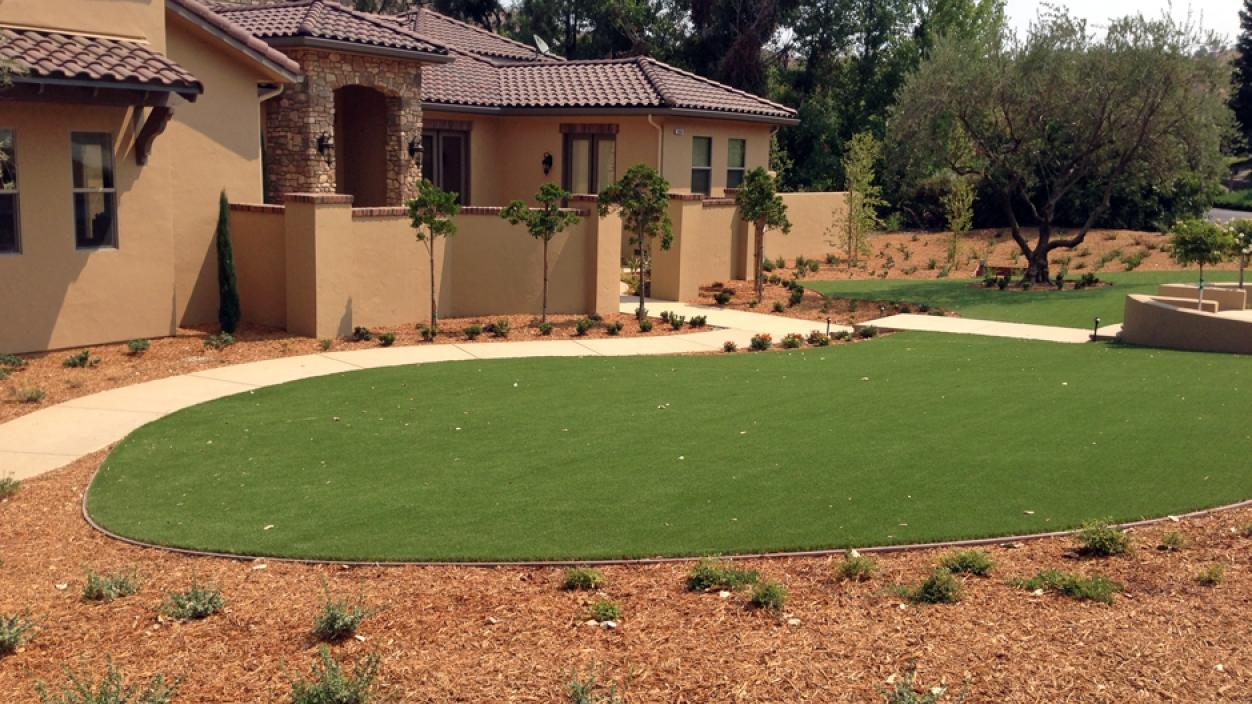 Artificial Grass installation in Bakersfield, California