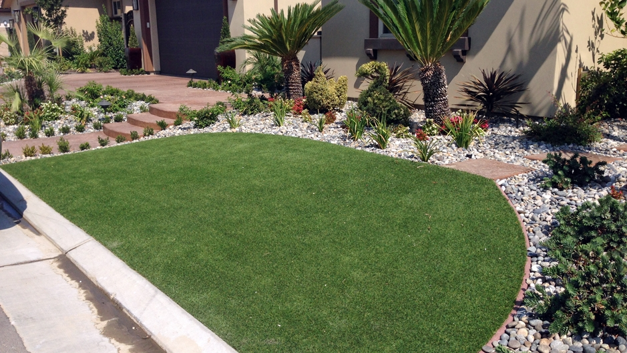Artificial Grass Installation in Plano, Texas