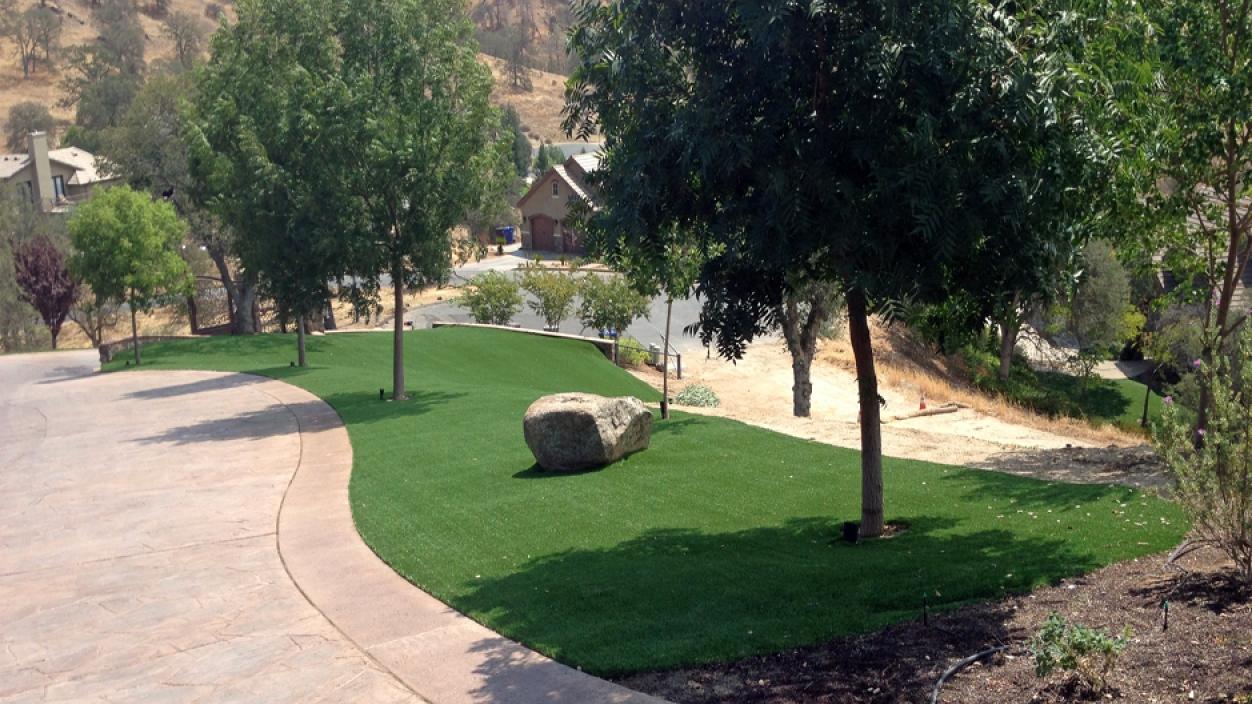 Artificial Grass Installation in San Bernardino, California