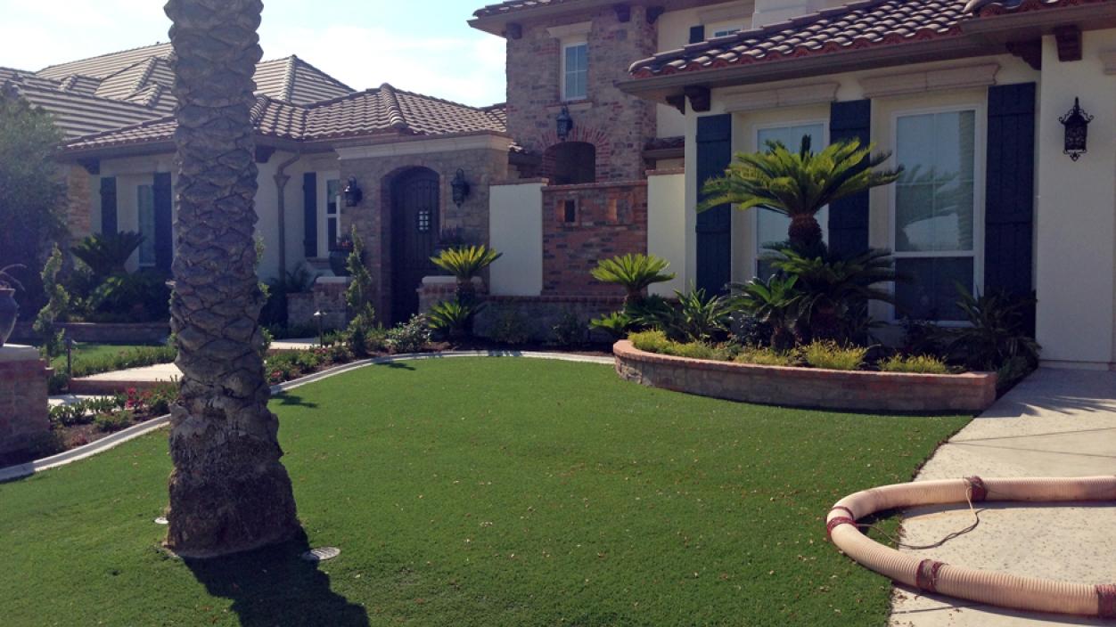 Artificial Grass Installation in San Ramon, California