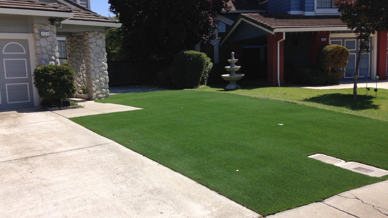 Artificial Grass Installation in Walnut Creek, California