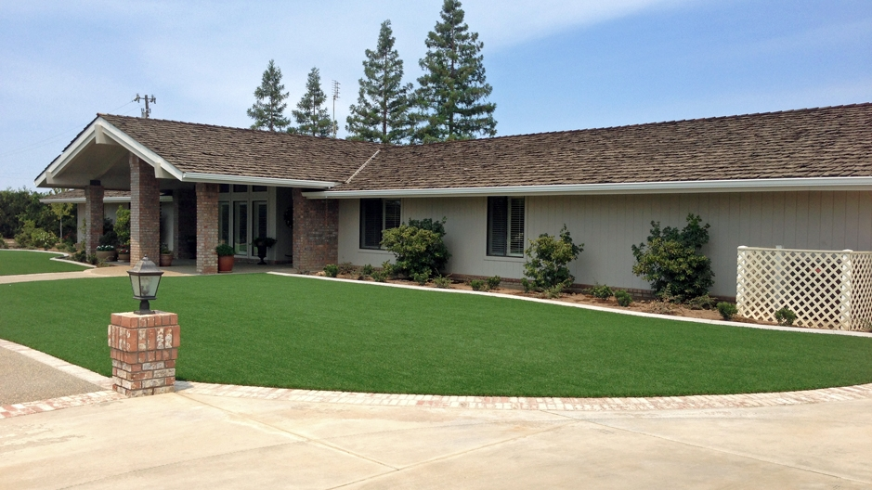Artificial Grass Installation in Cupertino, California